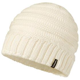 Schöffel Malaga1 Bonnet en maille tricotée Femme, whisper white
